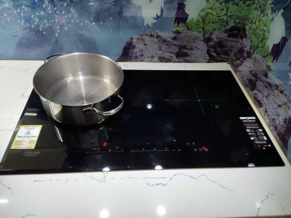 Bếp từ âm đôi Munchen GM-6839 nhập khẩu Đức
